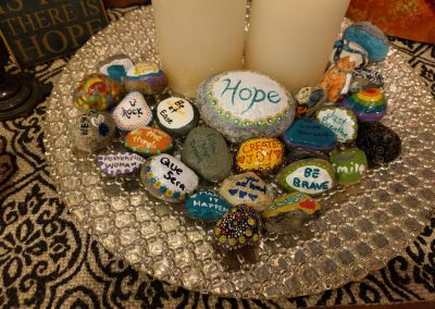 Hope Stones community art project